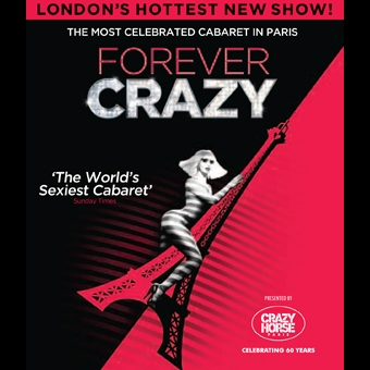 Win 1 of 4 Pairs of Tickets to See Forever Crazy With Coco de Mer