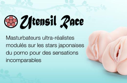 ^ Vaginettes réalistes Utensil Race