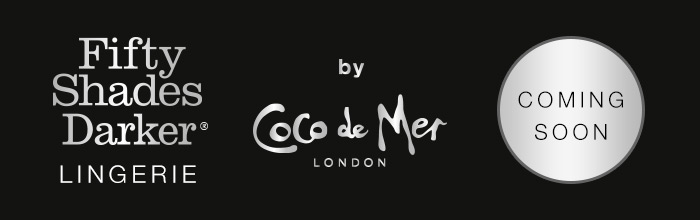 ^ Fifty Shades Darker Lingerie By Coco De Mer Coming Soon