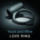 Yours and Mine Love Ring