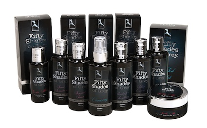 Fifty Shades of Grey - Sensual Care Collection