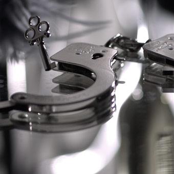 Fifty Shades Hand Cuffs