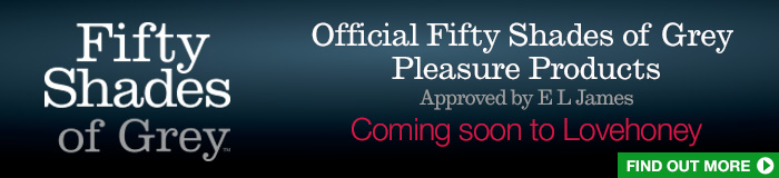 Official Fifty Shade of Grey Pleasure Products