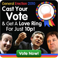 General Erection Love Ring for just 10p
