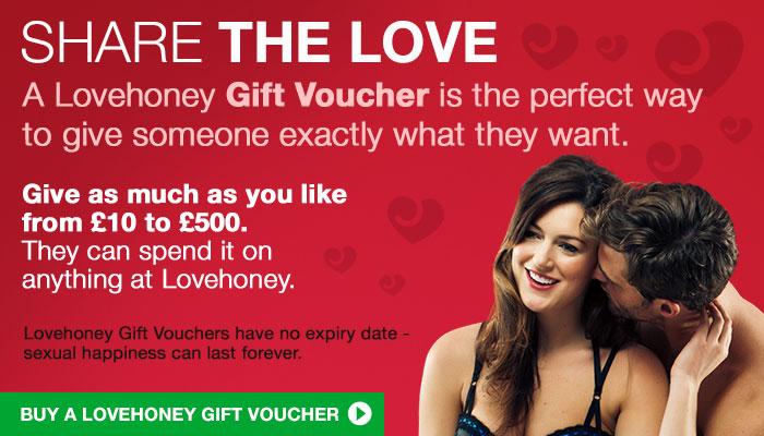 Lovehoney Gift Vouchers
