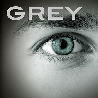 Grey E L James Book