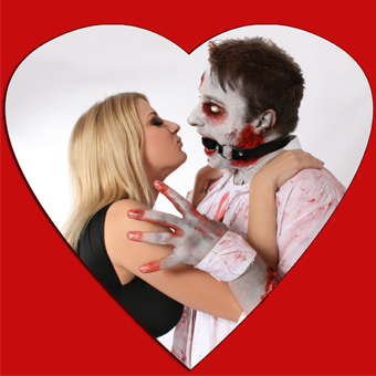 Can you have a sexual relationship with a zombie?