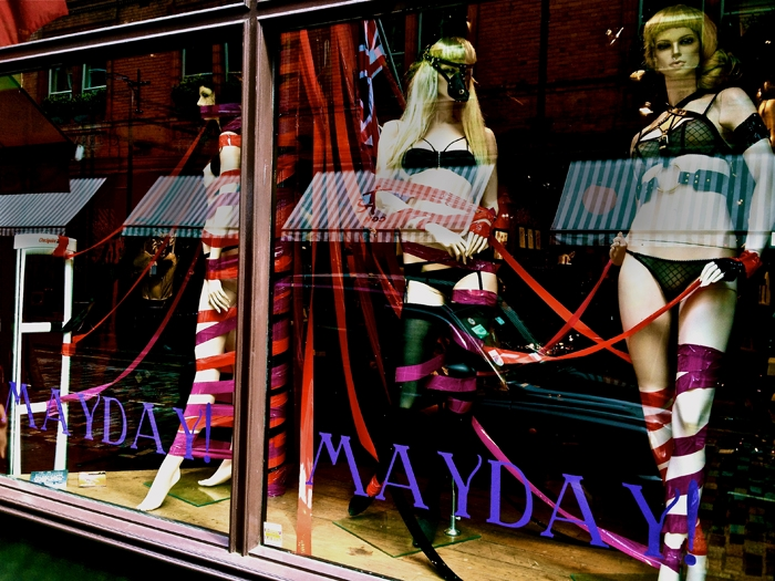 May Day at Coco de Mer