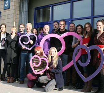 Lovehoney Team Expands to New Office
