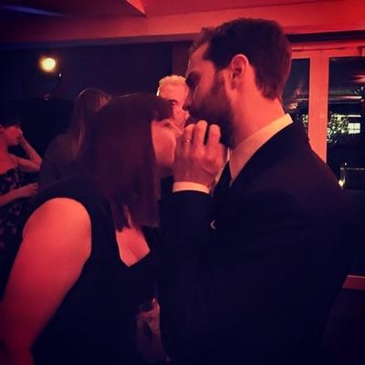 Jamie Dornan Beard Sniffer