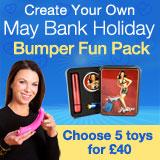 may bank holiday bumper fun pack