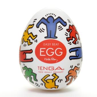 Keith Haring TENGA Eggs