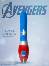 Fake sex toy movie poster the avengers