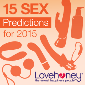 15 Sex Trends To Look For This Year