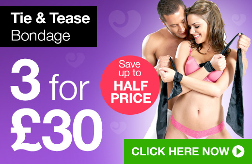 Tie and Tease Bondage 3 for £30