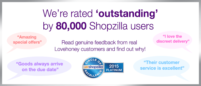 Lovehoney Customer Comments Shopzilla 2015