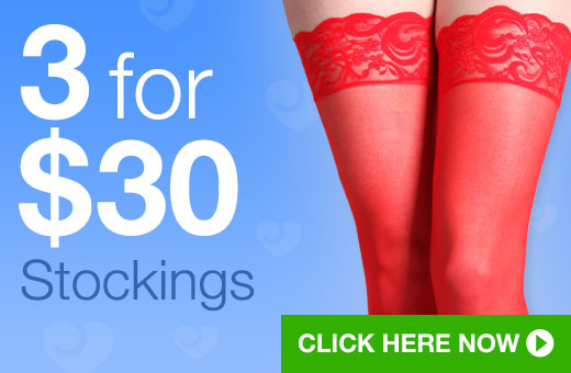 3 for $30 Stockings
