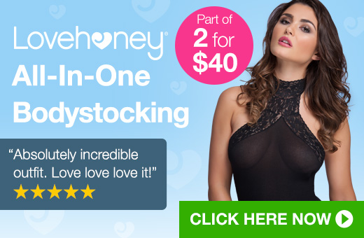 Lovehoney All-In-One Bodystocking