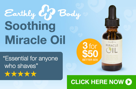 Earthly Body Soothing Miracle Oil
