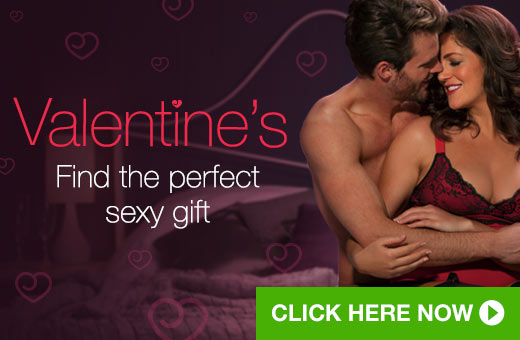 Valentine's: find the perfect sexy gift