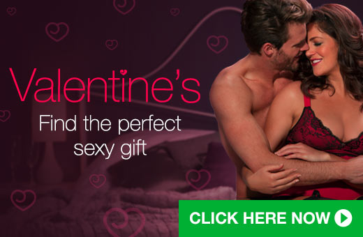 Valentine's - Find the Perfect Sexy Gift
