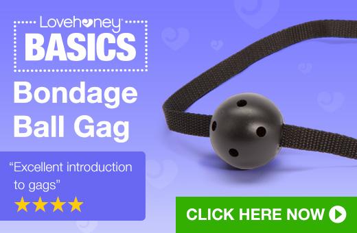 Lovehoney BASICS Bondage Ball Gag