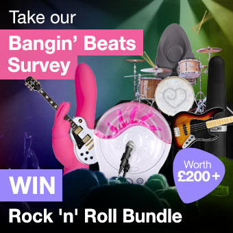 Lovehoney Bangin' Beats Survey Competition