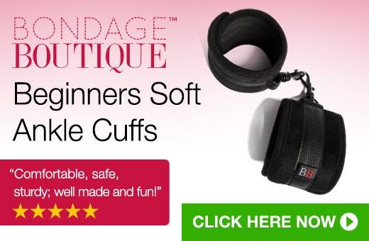 Bondage Boutique Ankle Cuffs