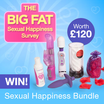 The Big Fat Sexual Happiness Survey