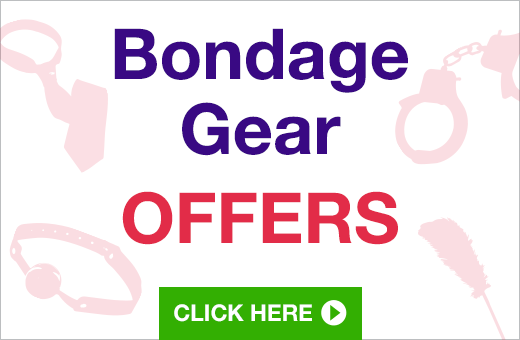 Bondage Gear Special Offers