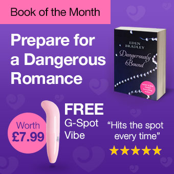 Book of the Month - Dangerously Bound at Lovehoney