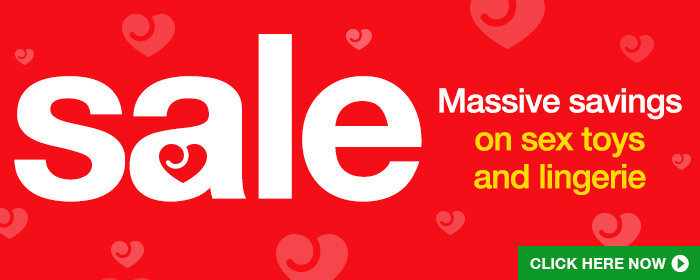Lovehoney Sale - Massive savings on sex toys and lingerie