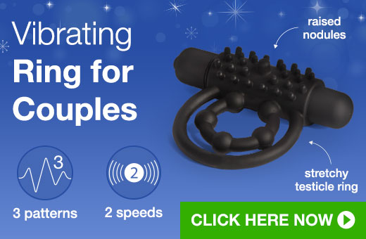 Vibrating Ring for Couples
