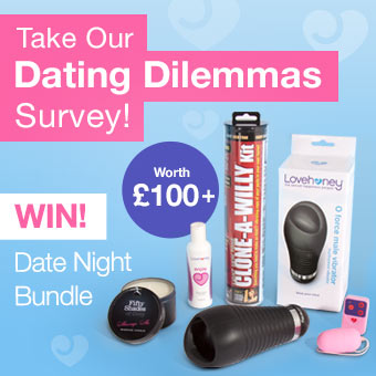 Dating Dilemmas Survey prize