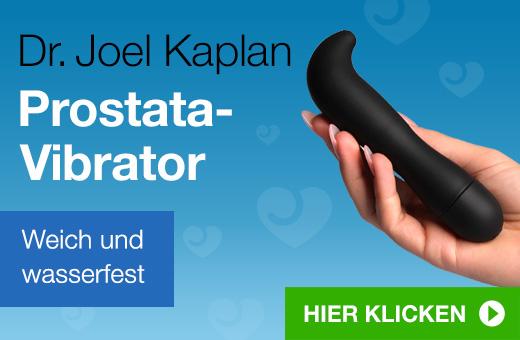 Dr. Joel Kaplan Prostata-Vibrator