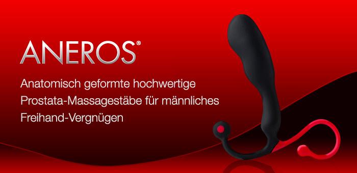 Aneros Prostata-Massagestäbe