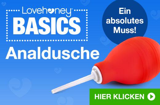 Lovehoney BASICS Analdusche