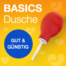 Lovehoney BASICS Anal-Dusche