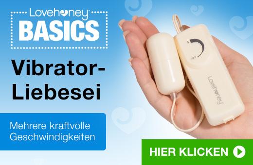 Lovehoney BASICS Vibrator-Liebesei
