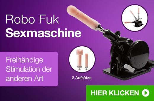 Robo Fuk sexmaschine