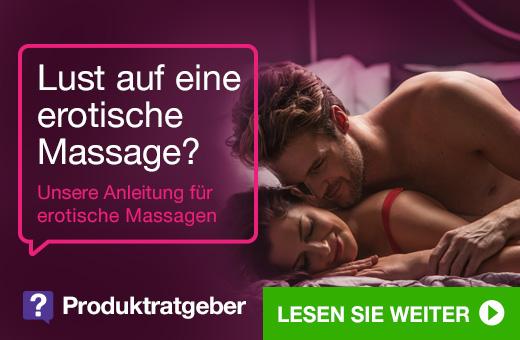 Lust auf eine erotische Massage?
