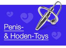 Penis- & Hoden-Toys