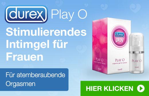 Durex Play O Stimulierendes Intimgel für Frauen