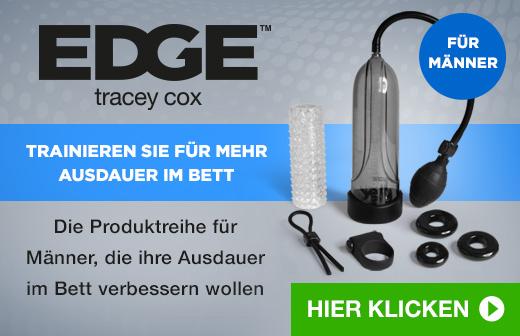 ^ Tracey Cox EDGE Männer-Sex-Toys