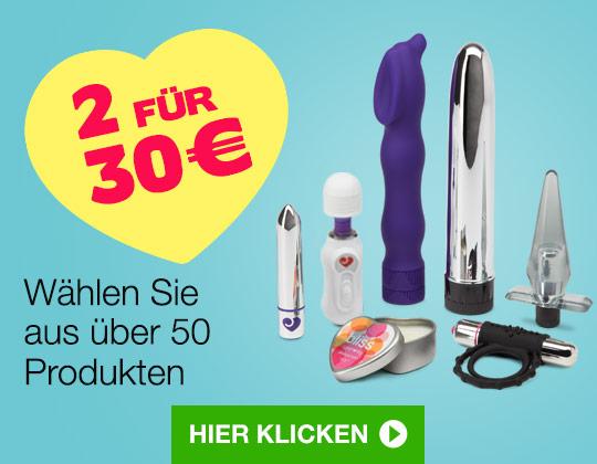 ^ 2 für 30€ - Wählen Sie aus über 50 Toys und Geschenken