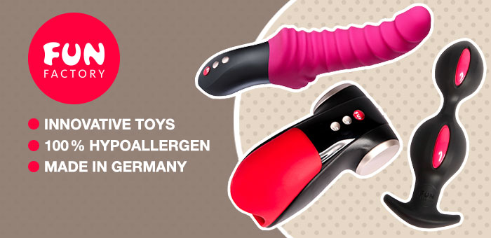Fun Factory Toys Made in Germany