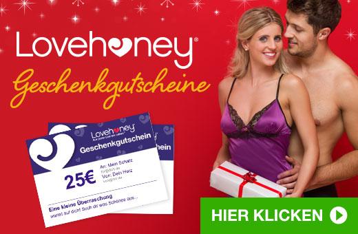 Lovehoney Geschenkgutscheine