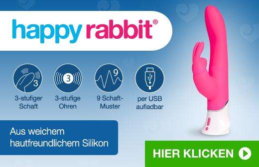 Happy Rabbit Aufladbarer Rabbit Vibrator