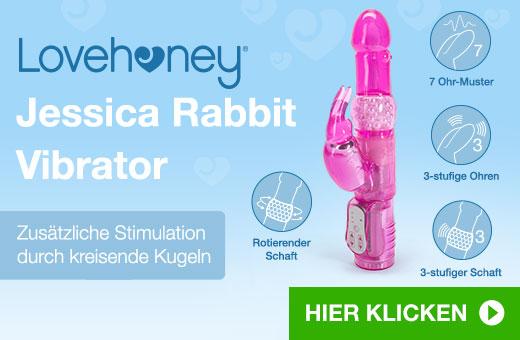 Lovehoney Jessica Rabbit Vibrator