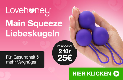 ^ Lovehoney Main Squeeze Liebeskugeln